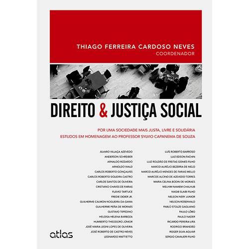Livro - Direito & Justiça Social