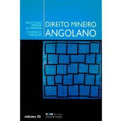 Livro - Direito Mineiro Angolano