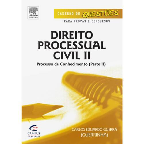 Livro - Direito Processual Civil 2