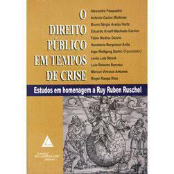 Livro - Direito Público em Tempos de Crise, o