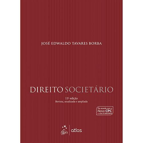 Livro - Direito Societário