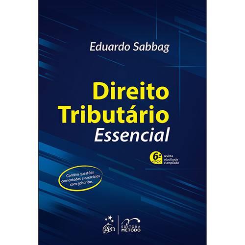 Livro - Direito Tributário Essencial