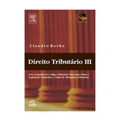 Livro - Direito Tributário III - Série Compendium