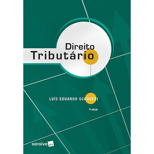 Livro - Direito Tributário