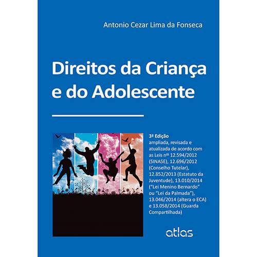 Livro - Direitos da Criança e do Adolescente