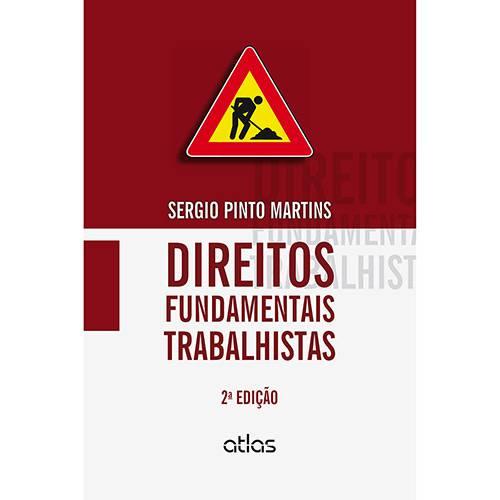 Livro - Direitos Fundamentais Trabalhistas