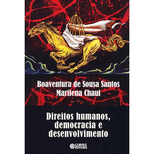 Livro - Direitos Humanos, Democracia e Desenvolvimento