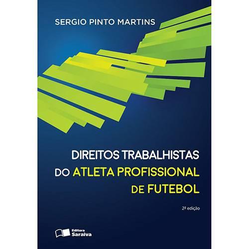 Livro - Direitos Trabalhistas do Atleta Profissional de Futebol
