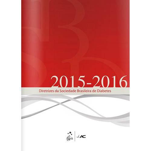Livro - Diretrizes da Sociedade Brasileira de Diabetes 2015-2016