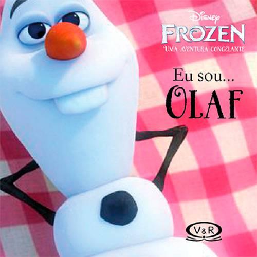 Livro - Disney Frozen - eu Sou... Olaf