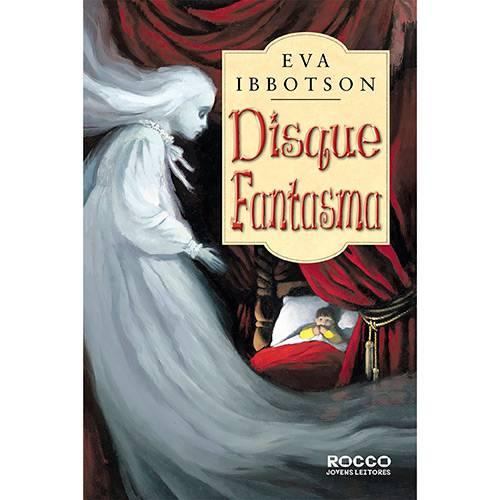 Livro - Disque Fantasma