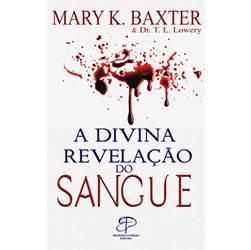 Livro - Divina Revelação do Sangue, a