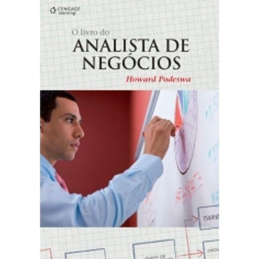 Livro do Analista de Negocios, o - Cengage