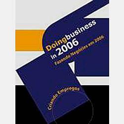 Livro - Doing Business em 2006: Fazendo Negócios em 2006
