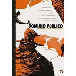 Livro - Domínio Publico: Literatura em Quadrinhos
