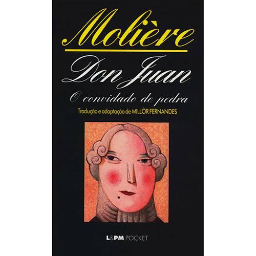 Livro - Don Juan: o Convidado de Pedra
