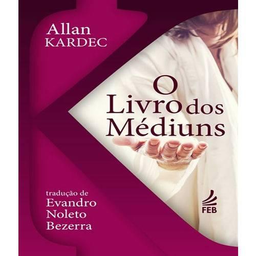 Livro dos Mediuns - Livro de Bolso - 02 Ed