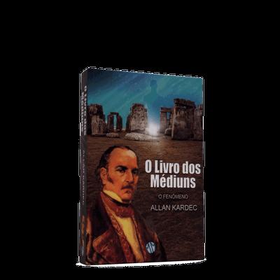 Livro dos Médiuns, o - o Fenômeno [bolso]
