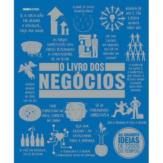 Livro dos Negocios, o - Compacto - Globo