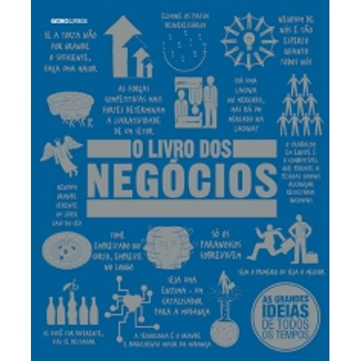 Livro dos Negocios, o - Globo