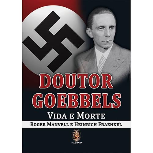 Livro - Doutor Goebbels - Vida e Morte