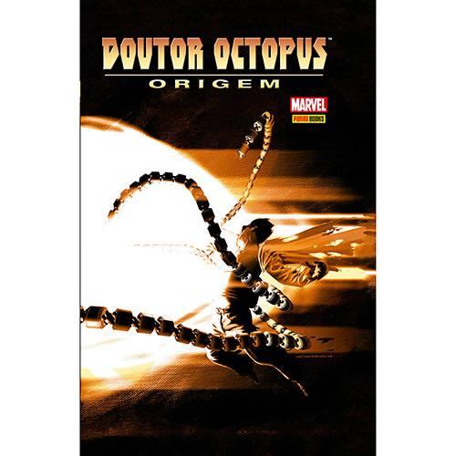 Livro - Doutor Octopus - Origem