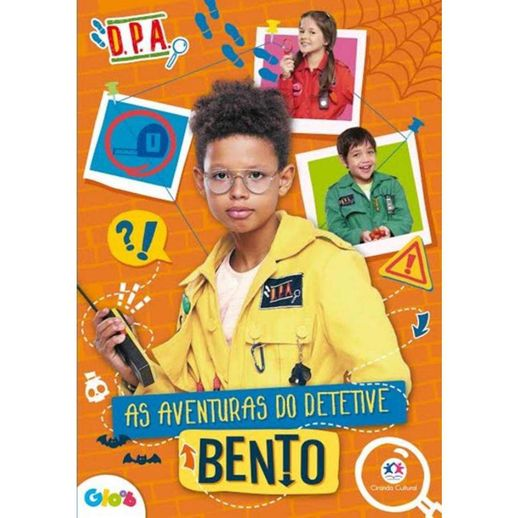 Livro DPA as Aventuras do Detetive Bento - Ciranda Cultural