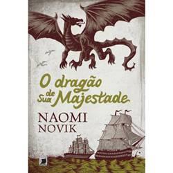 Livro - Dragão de Sua Majetade, o