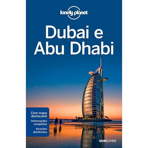 Livro - Dubai e Abu Dhabi - Coleção Lonely Planet