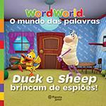 Livro - Duck e Sheep Brincam de Espiões