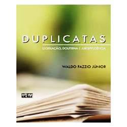 Livro - Duplicatas - Legislação, Doutrina e Jurisprudência