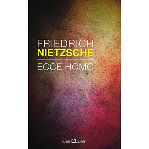 Livro - Ecce Homo