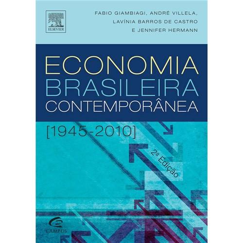 Livro - Economia Brasileira Contemporânea - 1945-2010