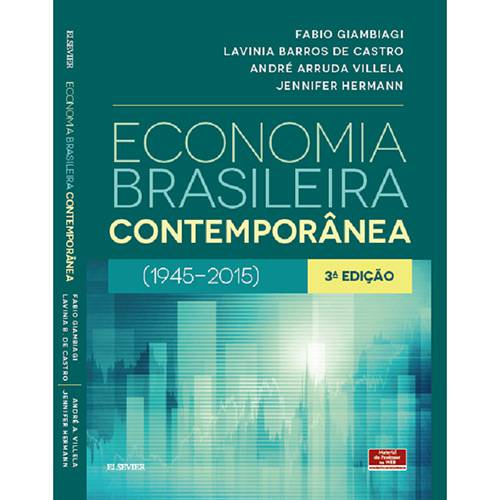 Livro - Economia Brasileira Contemporânea
