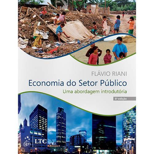 Livro - Economia do Setor Público: uma Abordagem Introdutória