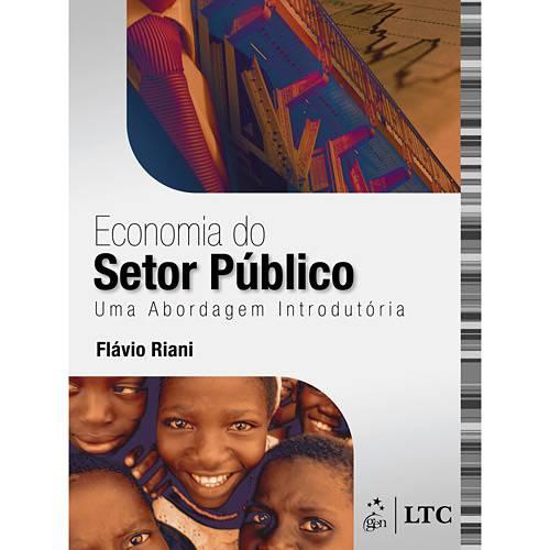Livro - Economia do Setor Público - uma Abordagem Introdutória