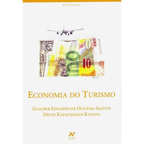 Livro - Economia do Turismo