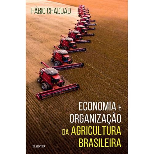Livro - Economia e Organização da Agricultura Brasileira