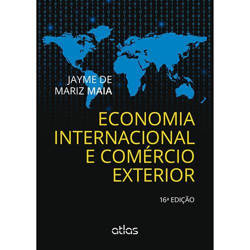 Livro - Economia Internacional e Comércio Exterior