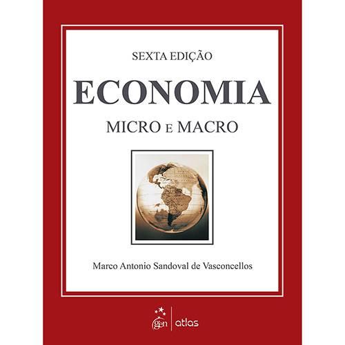 Livro - Economia Micro e Macro