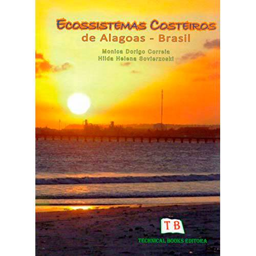 Livro - Ecossistemas Costeiros de Alagoas - Brasil