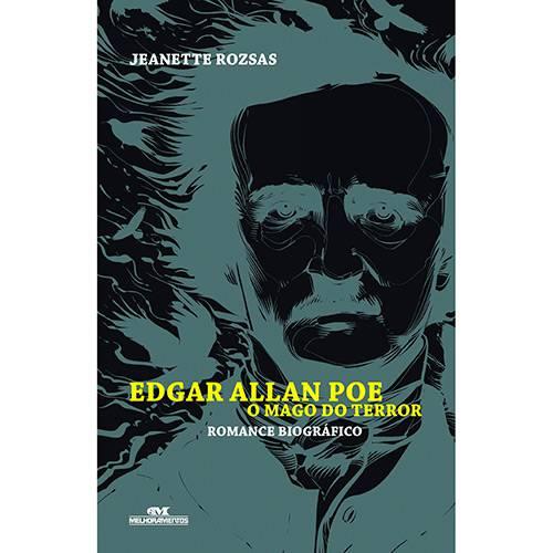 Livro - Edgar Allan Poe, o Mago do Terror