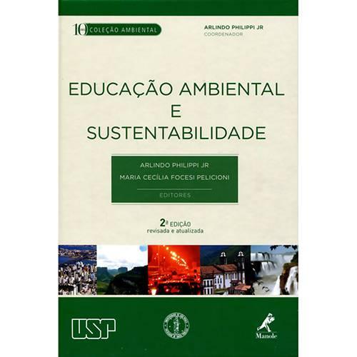 Livro - Educação Ambiental e Sustentabilidade - 10 Anos Coleção Ambiental