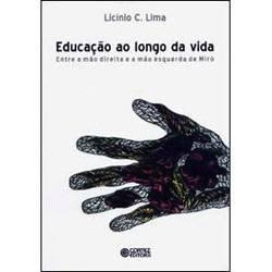 Livro - Educação ao Longo da Vida