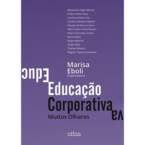 Livro - Educação Corporativa: Muitos Olhares
