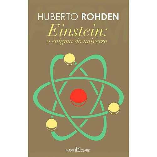 Livro - Einstein: o Enigma do Universo