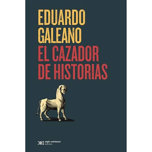 Livro - El Cazador de Historias