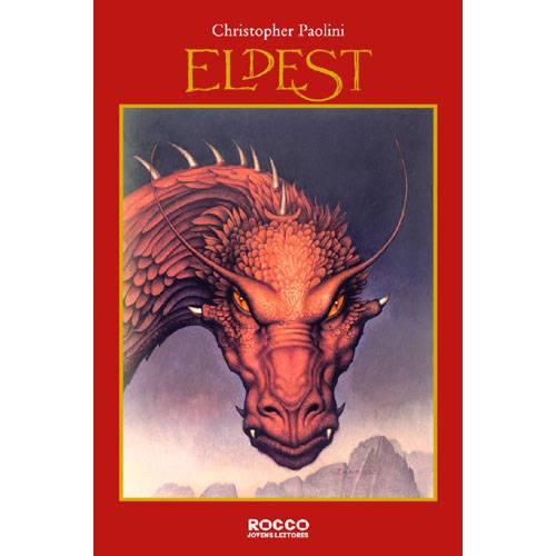 Livro - Eldest - Ciclo da Herança - Livro 2