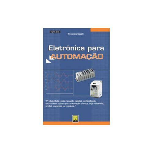 Livro Eletrônica para Automação
