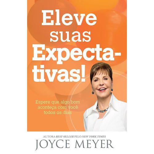 Livro - Eleve Suas Expectativas